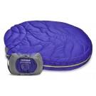 Ruffwear Sac de couchage chien Highlands violet M