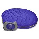 Ruffwear Sac de couchage chien Highlands violet L