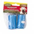 Bubimex Sac Ramasse Crottes en plastique 2 rouleaux de 20 sacs