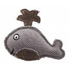 Trixie Be Nordic Baleine jouet pour chat 12 cm