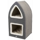 Trixie Cat Tower Marcy gris 75 cm