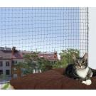 Trixie Filet de protection noir fenêtre pour chat 2 x 1,5 m