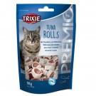 Trixie Premio Rolls au Thon et Poulet pour Chat 50 grs