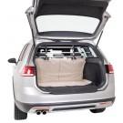Trixie Protège-coffre de voiture, séparable beige et noir 1,80 x 1,30 m