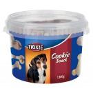 Trixie Cookie Snack Bones friandises pour chien 1.3kg - La Compagnie des Animaux