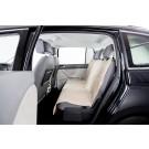 Trixie Couverture protège-siège de voiture, séparable beige 1,40 x 1,20 m