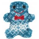 Trixie jouet de Noël bonhomme d'épices pour chat - La Compagnie des Animaux