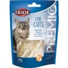 Trixie Premio Cod Cuts au Cabillaud pour chat 50 g