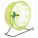 Trixie Roue d'exercice pour petit rongeur vert - La Compagnie des Animaux