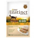 True Instinct No Grain Chat Poulet pochon 70 g - La Compagnie des Animaux