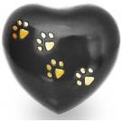 Urne funéraire Coquelicot en cuivre pour animal de 10 à 20 kg