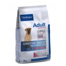 Virbac Veterinary HPM Neutered Sensitive Digest Large & Medium Chien 3 kg