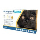 Stronghold Plus 15/2,5 mg Chat entre < 2,5 kg 3 pipettes
