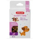 Zolux Happy Time Puppy Micro Os 80 g- La Compagnie des Animaux