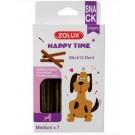 Zolux Happy Time Stick'O Dent Moyen chien x 7- La Compagnie des Animaux