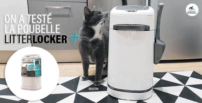 On a testé : La poubelle LitterLocker +