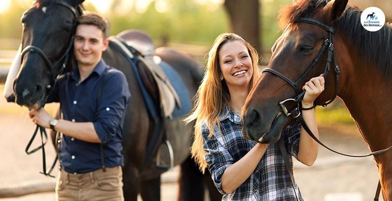Nos astuces pour assouplir un cheval raide