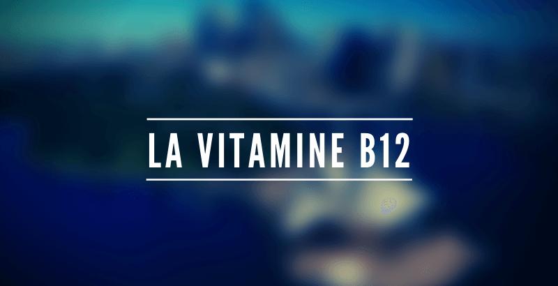 Les nutriments - La vitamine B12 ou Cobalamine
