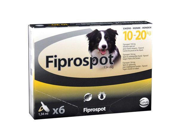 Fiprospot 10-20 6 pip